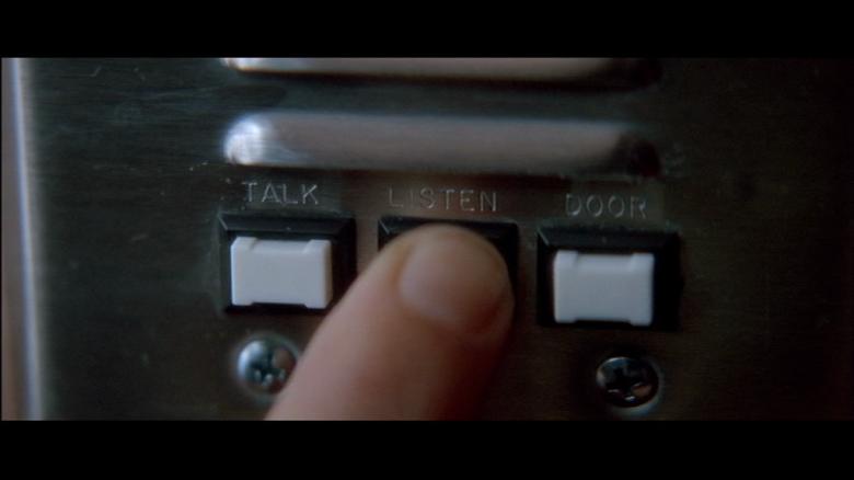 talk, listen, door 1